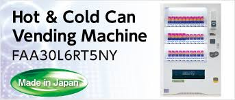 Panasonic Vending Machine Fascinating Hot Cold Can Vending Machine | Fuji Electric Global