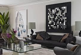 contemporary diy living room wall decorating ideas