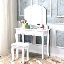 Bedroom Makeup Vanity Set Vanities White Sets Vanit