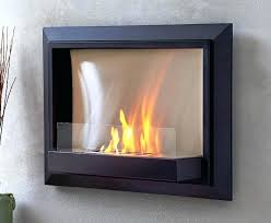 vent free natural gas fireplace insert ventless heater smell