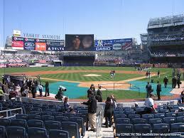 Yankee Stadium Legends Seating Chart Yankee Stadium View From Legends 21a Vivid Seats