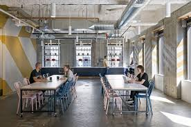 uber office design. Uber Approached O+A With The Need For A Temporary Office To Absorb Its Rapidly-expanding Workforce While It Builds New Headquarters From Ground Up. Design