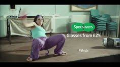 should ve gone to specsavers workout bingo advert by specsavers  should ve gone to specsavers workout bingo advert by specsavers own in house creative team top notch