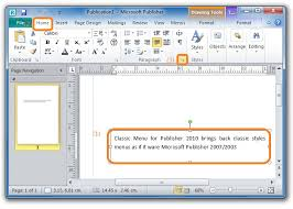Microsoft Publisher Format Where Is Line Spacing In Microsoft Publisher 2010 2013