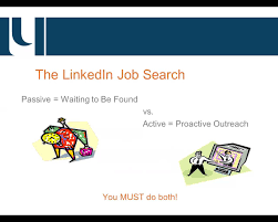Webinar Linkedin The Job Search Youtube