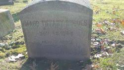 Maude Tiffany Rhodes (1868-1895) - Find A Grave Memorial