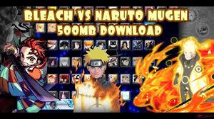 Game Naruto 3.3 | Cách chơi game Bleach vs Naruto 3.3 Online Miễn Phí