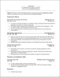 Python Developer Resume Stunning Python Resume Sample DiplomaticRegatta