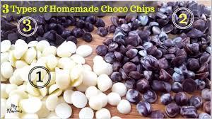 chocolate drops घर म बन ए 3 तरह क chocolate chips homemade choco chips recipe cake recipe