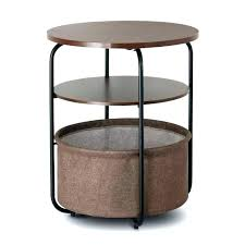 black side table with drawer small black end table small round black side table round black