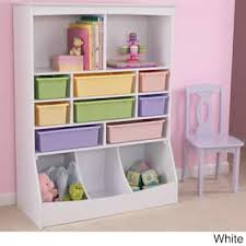 kids toy storage furniture. KidKraft Kid\u0027s Wall Storage Unit (2 Options Available) Kids Toy Furniture N