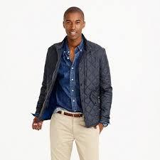 J.Crew+-+Barbour®+flyweight+Chelsea+quilted+jacket | Style - Men's ... & J.Crew+-+Barbour®+flyweight+Chelsea+quilted+jacket Adamdwight.com