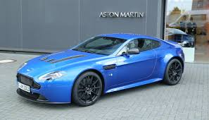 aston martin vanquish cobalt blue. astons at the ntc aston martin vanquish cobalt blue h