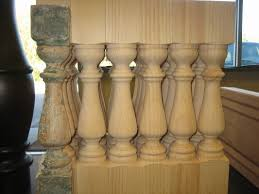 Custom Newel Post Woodturning Woodworking At Classic Woodworks Of Mi248 628 3356