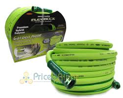 100 foot garden hose. 100 Ft Garden Hose SnakeHose 100ft Expandable Green Flexible Legacy HFZG5100YW Flexzilla 58 X Water 34 GHT Foot Y