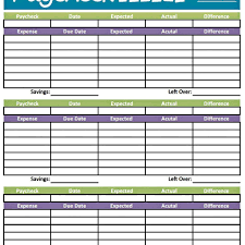 Sample Budget Sheet For Non Profit Organization And Sample Budget ...