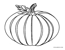 Instant download fall pumpkins and flowers digital coloring page coloring page crafting page scrap booking page card making have fun with this thanksgiving pic! Free Printable Pumpkin Coloring Pages For Kids