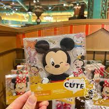 Disney Gương Mini Cầm Tay Hình Chuột Mickey Dễ Thương chính hãng 179,900đ