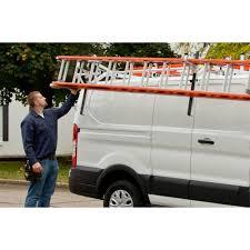 Prime Design Van Ladder Prime Design Horizontal Rotation Street Curb Side Van
