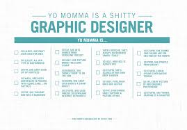 chart graphic design. Yo Momma Is A Shitty Designer Chart Graphic Design