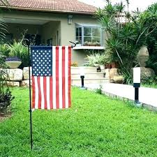 garden flag stand with base holder for house flags pole mini large holders banner g large garden flag