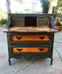 distressed antique furniture. shabby chic furniture distressed antique chippy paint farmhouse