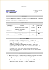 confortable good resume name examples on what to name your resume