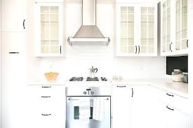kitchen cabinet glass doors glass door kitchen cabinets with oil rubbed bronze pulls and regard to