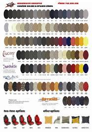 katzkin leather color options