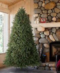 75 Ft  PreLit Christmas Trees  Artificial Christmas Trees Sherwood Forest Christmas Trees
