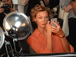 middletown ny karlie kloss nyfw makeup