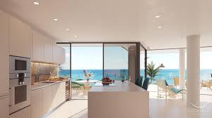 Sapphire Solarium Design Penthouse Beach Front The Sapphire Estepona Realista