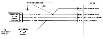 maf sensor wiring diagram maf wiring diagrams maf sensor wiring diagram