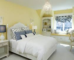 Bedroom Ideas With Yellow Walls