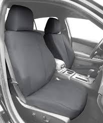 Light Grey Mustang Amazon Com Caltrend Light Grey Duraplus Front Sport Buckets