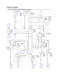 repair guides wiring diagrams wiring diagrams 11 of 15 turn signal and hazard warning lights electrical schematic 2004