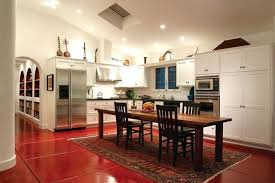 area rugs for kitchen table elegant rug under kitchen table from street residence best size rug