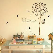 decorative wall adhesive art