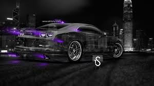 chevrolet camaro back muscle crystal city car