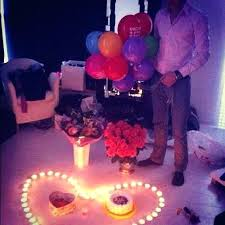 simple birthday decoration ideas at home for husband party