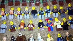 Sale On Legos Legos For Sale 3 Minifigures Youtube