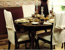 marvelous diy dining room chair covers on in how to make simple slipcovers for chairs my