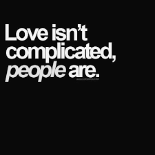 Complicated Love Quotes Custom Complicated Love Quotes Quotes About Love