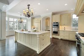 Kitchen Wooden Floor Affordable Kitchen And Bath Home