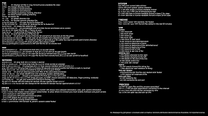 cisco command cheat sheet wallpaper gustavo franco pabx linux cisco juniper asterisk