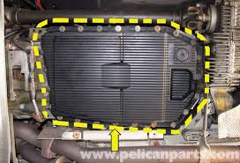 BMW 3 Series bmw 530i transmission : BMW E60 5-Series Automatic Transmission Fluid Replacement ...
