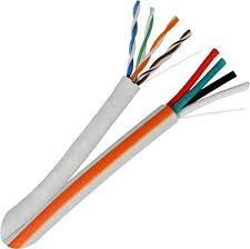 cat5e 4c wiring bookmark about wiring diagram • amazon com composite cable 1 x 16awg 4c 1 x cat5e 350mhz rh amazon com cat5 rj45 wiring diagram cat5e jack wiring