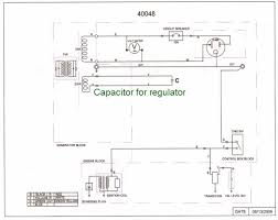 rv net open roads forum tech issues 3000w chinese gensets info note avr in bottom schematic replaces capacitor in top schematic