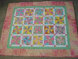 The Nifty Stitcher: Baby/Children's Quilts & Paddington Bear Quilt, hand quilted Adamdwight.com