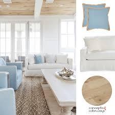 color palette for coastal living rooms